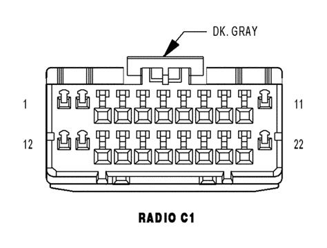 chrysler sebring fuse box diagram wiring diagram