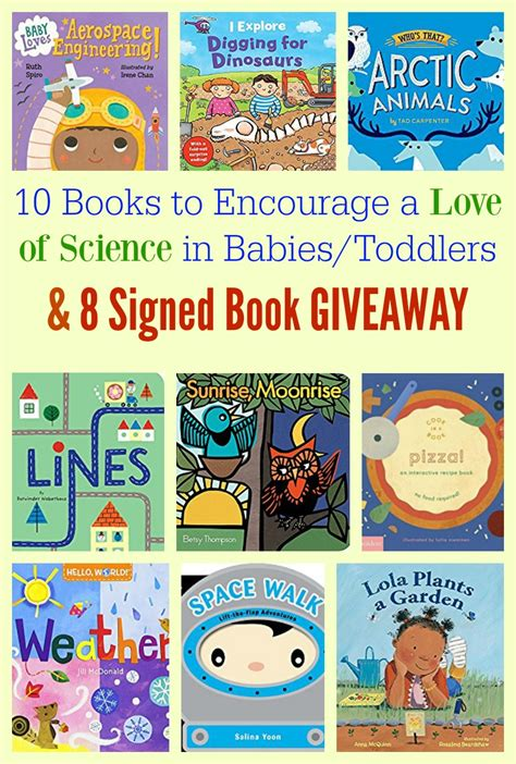 8 Books I Loved As A by 10 Books To Encourage A Of Science In Babies