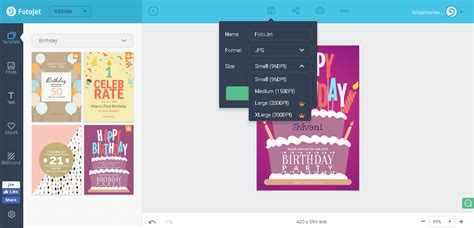 poster design online tool how to create amazing posters online with fotojet