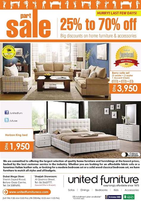 united home furniture 28 images united states discount