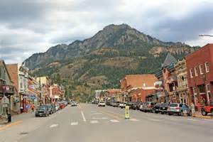 European Style Houses ouray colorado the elements unearthed