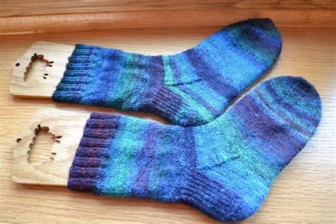 Pattern For Making Socks | susan b anderson how i make my socks