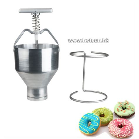 Batter Dispenser Buy 5 Get 1 Free aliexpress buy free shipping manual donut depositor medu vada dropper plunger dough batter
