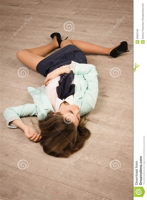 Free Floor Plan by Crime Scene Simulation Victim Lying On The Floor Royalty