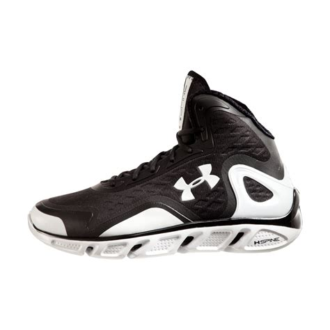 s armour basketball shoes paul asks about men s ua spine bionic basketball shoes