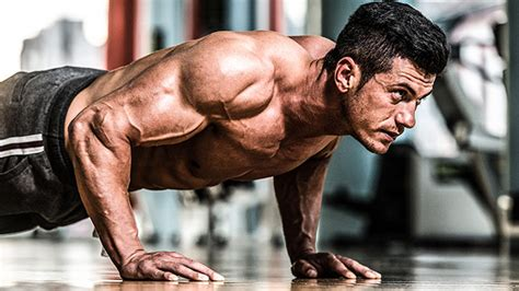 pushup vs bench press tip the worst way to do push ups t nation