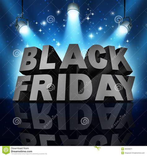 blackfriday christmaslights black friday stock illustration image of offer black 46345971