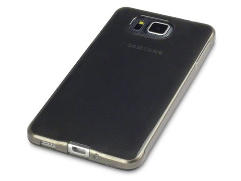 Softcase Spotlite Samsung Alpha terrapin tpu soft hoesje voor samsung galaxy alpha