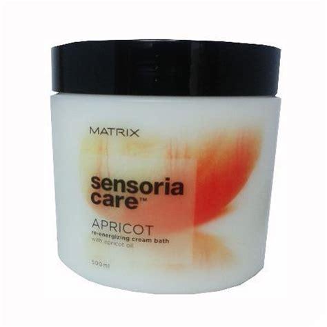 Matrix Sensoria Care Apricot Re Energizing Creambath 1000ml Termu matrix sensoria care apricot re ene end 11 27 2017 7 15 pm