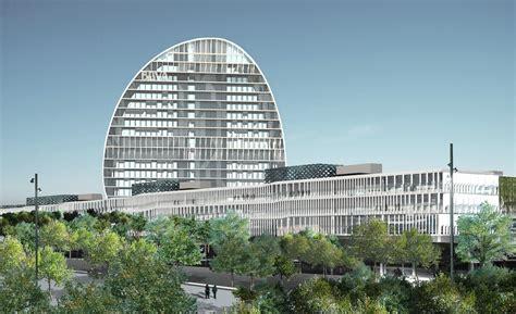 bbva oficinas en madrid la vela bbva s new architectural landmark in madrid