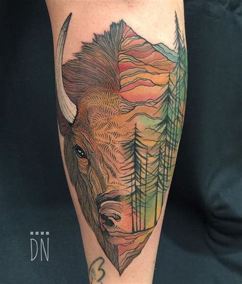 tattoo buffalo ny 25 best ideas about buffalo on bison