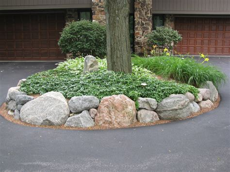 mchenry county landscape supplies rocks gravel mulch