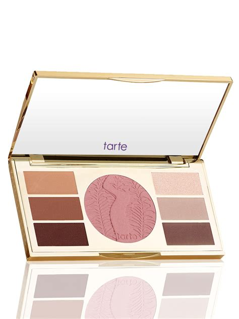 Promo Tarte Limited Edition Sw Eye Cheek Palette limited edition be your own tarteist eye cheek palette tarte cosmetics