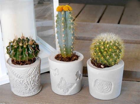 Fabriquer Pot De Fleur En Ciment by Tutoriel D 233 Coration Effet B 233 Ton Pots De Fleurs Loisirs