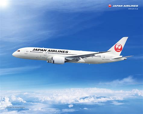 Art For Living Room by Jal Jal Boeing 787