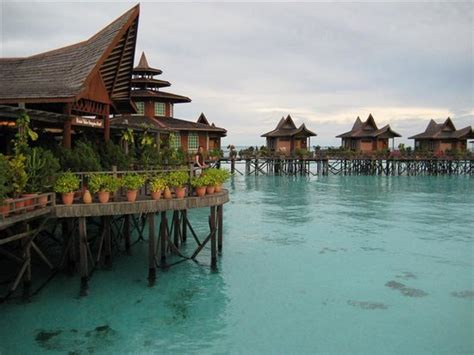 water bungalows in malaysia mabul water bungalows updated 2017 resort reviews pulau