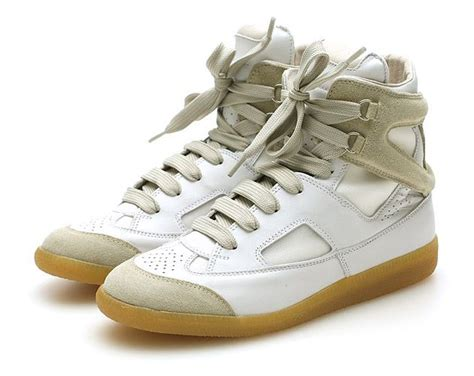 margiela sneakers womens maison martin margiela high top sneaker high tops