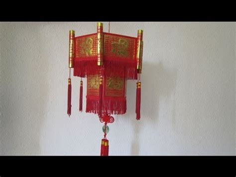why does new year lanterns cny tutorial new year lantern using hong bao