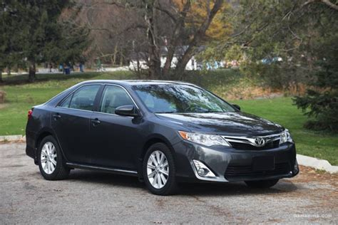 Used Toyota Camry 2012 Used Toyota Camry 2012 2014 Expert Review