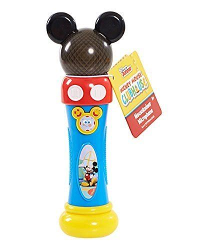 mickey mouse mousekadoer light up microphone best mickey mouse toys out of top 24 cool best toys