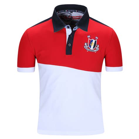 desain dress polos online buy wholesale red polo shirt from china red polo