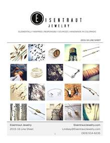 Jewelry Line Sheet Template by 17 Best Images About Line Sheet Website On