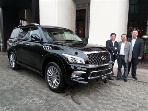 Harga Me 80 Baru by Infiniti Qx80 Masuk Indonesia Harga Menggoda Mobil Baru