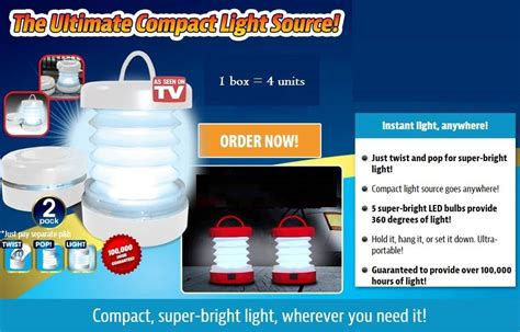 pop up as seen on tv new as seen on tv led light pop up la end 2 7 2018 8 15 pm