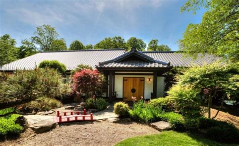 japanese inspired homes japanese style house in usa