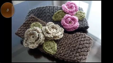 patrones de cintillos a crochet diademas tejidas a crochet patrones