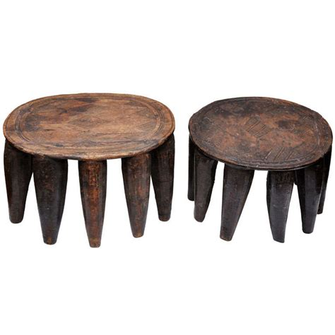 Nupe Stool by Nupe Stools At 1stdibs