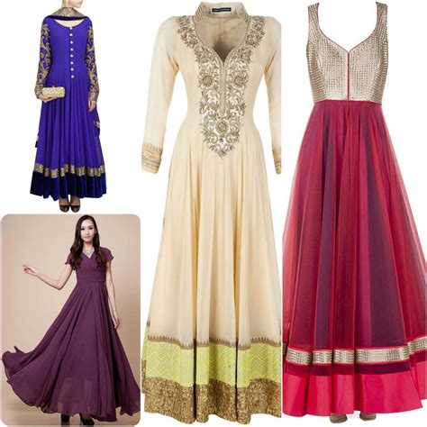 dress design and cutting best umbrella frock designs for asian ladies stylo planet