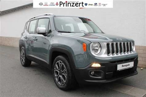 jeep renegade grey jeep renegade anvil grey zu verkaufen