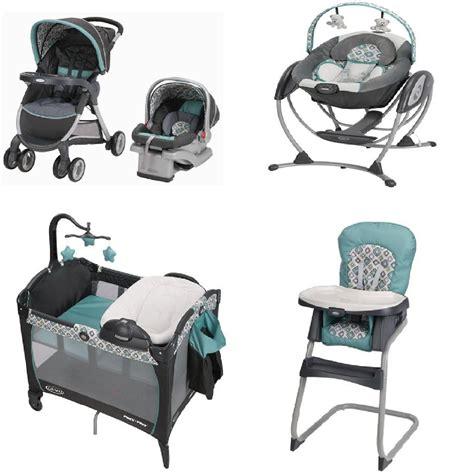 graco faith swing baby gear bundle stroller travel system play yard swing