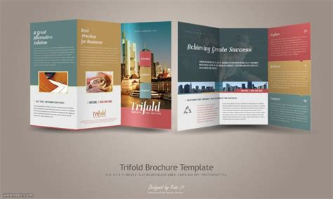 leaflet design inspiration 2015 25 best brochure design exles and ideas for your