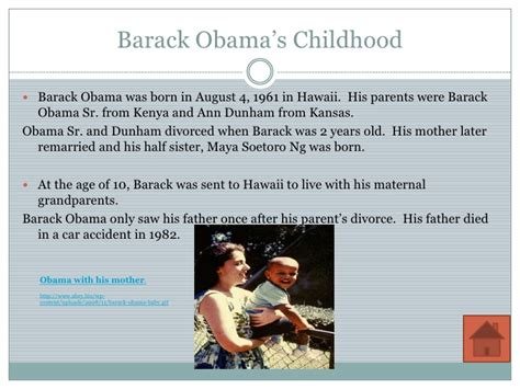 biography of barack obama in english barack obama
