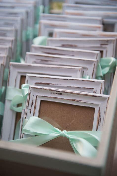 cornici shabby 50esimo di matrimonio 10 idee originali per le bomboniere