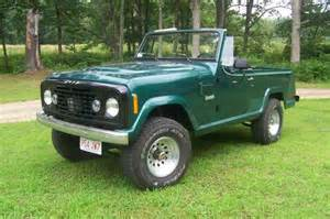 1973 Jeep Commando For Sale Sell Used 1973 Jeep Commando 4x4 Convertible With Softop