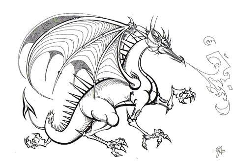 dibujos para colorear de dragon city dragones para pintar