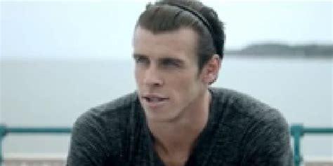 Gaya Rambut Quiff Gareth Bale by Bintangi Iklan Gaya Rambut Anyar Bale Dicemooh Bola Net