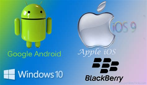 android mobile operating system best smartphone operating system android or apple ios