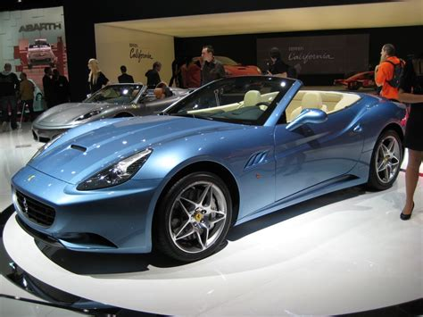 ferrari california 2010 2010 ferrari california pictures photos gallery