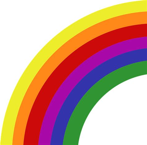 pride colors rainbow colors symbol 183 free image on pixabay