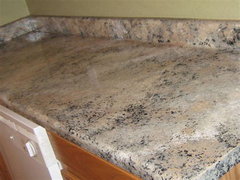 Granite Look Laminate Countertops by How To Laminate Countertops With Formica Home Improvement