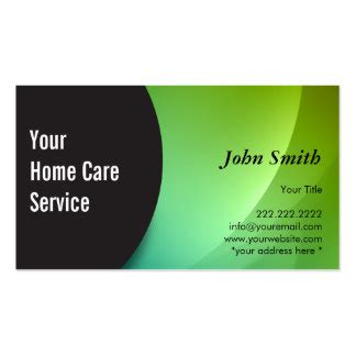 hospice care business cards hospice care business card