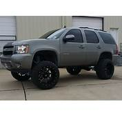 Image Gallery Lifted Chevy Tahoe