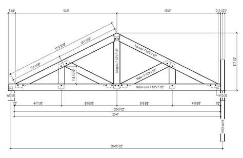 attic truss room size 54 attic truss dimensions plans to build 24 foot truss dimensions pdf plans vendermicasa org