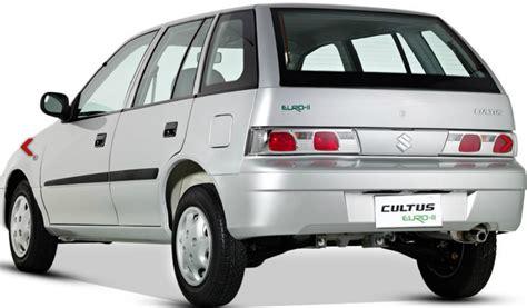 Suzuki Cultus Horsepower Suzuki Cultus 2014 Specs And Fuel Economy