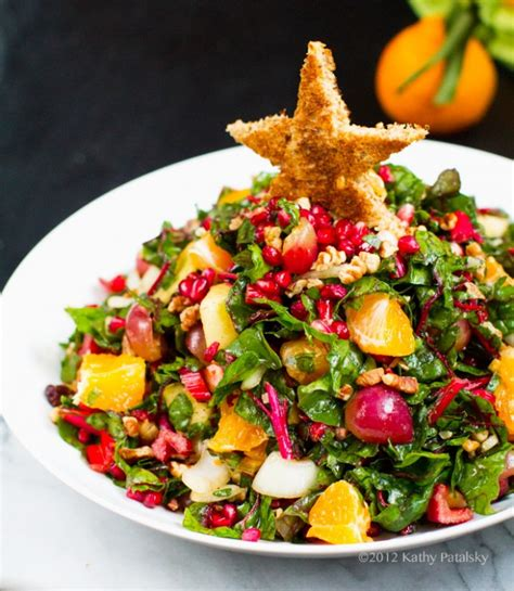 new years salad ideas tree salad healthy weight loss food recipe for