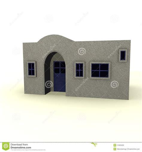 Casa Greca by Casa Greca Illustrazione Di Stock Immagine Di Shack